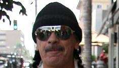 Carlos Santana wants to legalize marijuana & give the money to schools