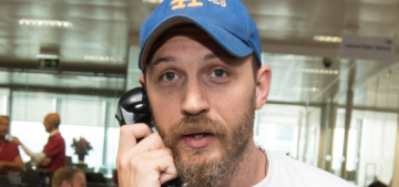 Tom Hardy volunteered for the BGC 9/11 fundraiser this year: Bloke Realness?