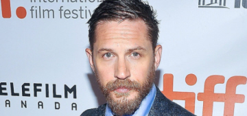 Tom Hardy shuts down after a reporter asks about his sexuality: fair or unfair?