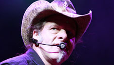 Ted Nugent has a new hunting reality show – with humans for prey
