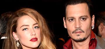 Johnny Depp & Amber Heard at 'Black Mass' TIFF premiere: stunning or sad?