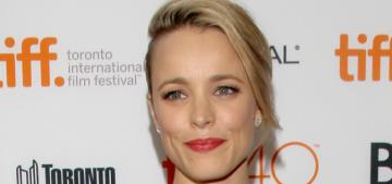 """Rachel McAdams confirmed her 'Doctor Strange' casting at TIFF"" links"