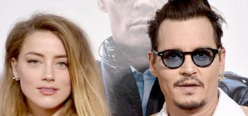 Johnny Depp at Boston 'Black Mass' screening: lovely or lizard lounge singer?