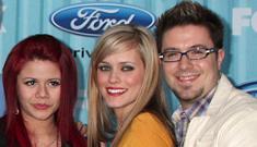 American Idol contestants are under surveillance