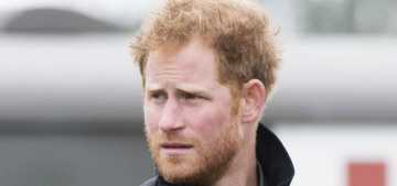 Prince Harry is already in the midst of a love triangle with Cressida & Chelsy