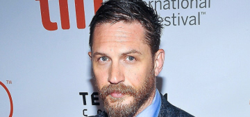 Tom Hardy on sexuality queries: 'I'm just a bloke, I'm not a role model'