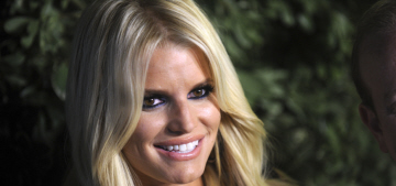 Jessica Simpson was not drunk on HSN, 'slurring is just part of her personality'