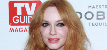 2015 Emmys Open Post: Hosted by Christina Hendricks' Emmys losing streak