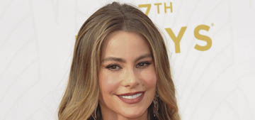 Sofia Vergara in metallic St. John at the Emmys: incredible, boring or both?