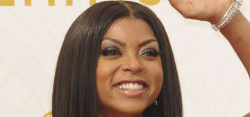 Taraji P. Henson in Alexander Wang at the Emmys: too gimmicky or just great?
