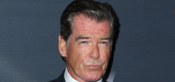 Pierce Brosnan: 'There's no reason why you cannot have a black James Bond'