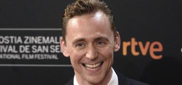 Tom Hiddleston dropped trou in 'Crimson Peak' for feminism, science