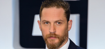 """Tom Hardy kind of hates directors: """"Part of me goes, 'Why are you here?'"""""""