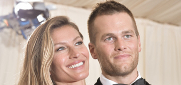 Gisele Bundchen really did 'threaten divorce' after the nanny photo surfaced