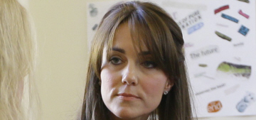 Duchess Kate is reportedly 'mortified' by all of negativity over her bangs