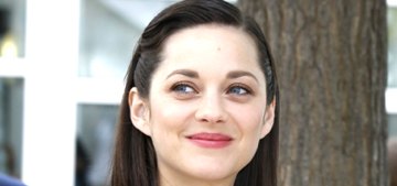 Marion Cotillard is not a feminist: 'I don't want to separate women from men'