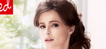 Helena Bonham Carter: Not all successful relationships have a 'forever after'