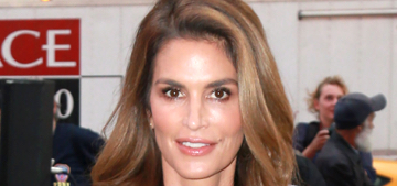 Cindy Crawford: 'I never quite felt that I was really married' to Richard Gere