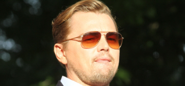 Phase 1 of Leonardo DiCaprio's Oscar campaign is going well, right?