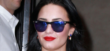 Demi Lovato on the 'gossipy' media: 'go spend time with someone you love'