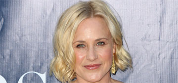 Patricia Arquette on inequality: 'We are selling our daughters this phony story'