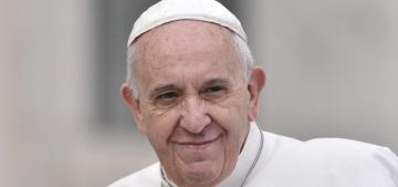 Did Pope Francis meet 'privately' with Kentucky clerk Kim Davis last week?