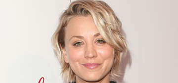Us Weekly: Kaley Cuoco is divorcing Ryan Sweeting because he's an addict