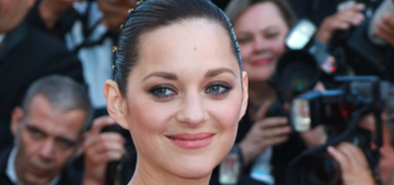 """Marion Cotillard has said some really strange things over the years"" links"
