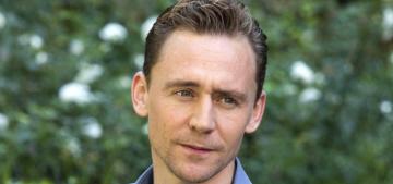 Tom Hiddleston: My 'Crimson Peak' character is like Jane Eyre's Rochester