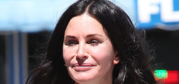 Star: Courteney Cox is getting a ton of plastic surgery ahead of her wedding