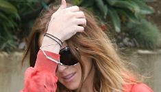 Samantha Ronson changes the locks on Lindsay Lohan