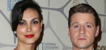 'There's nothing salacious' with Morena Baccarin & Ben McKenzie: O RLY?