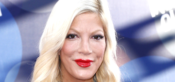 Tori Spelling admits she slept with 2 '90210′ guys: Brian Austin Green & who?