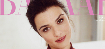 Rachel Weisz: We demand women be 'likeable in a way that's not asked of men'
