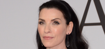 Julianna Margulies says words about the long-rumored beef with Archie Panjabi