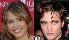 Miley Cyrus doesn't get why people love Robert Pattinson