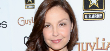 Ashley Judd talks about an unnamed movie mogul who sexually harassed her