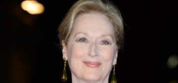Meryl Streep is 'infuriated' by the gender inequality in professional film criticism