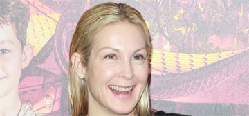 Kelly Rutherford, to Vanity Fair: custody battle is ex's 'side fun project'