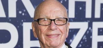 Rupert Murdoch: Ben Carson would be 'a real black President' unlike Obama