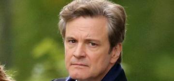 Mark Darcy is a little bit older, a little bit rumpled: would you still hit it?