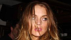 Lindsay Lohan says she & Sam Ronson split 'so I can focus on myself'