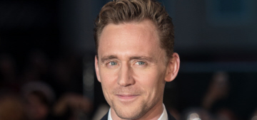 Tom Hiddleston dazzles at the LFF 'High Rise' premiere: gorgeous or boring?