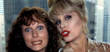 Sweetie, darling, the 'Absolutely Fabulous' movie is happening: cheers?