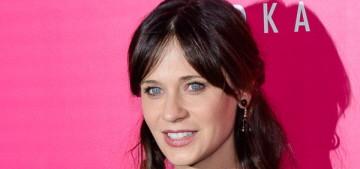 Zooey Deschanel named her daughter Elsie Otter Pechenik, 'like the animal'