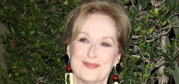Meryl Streep wears '70s floral Marni to 'Suffragette' premiere: humanist fug?