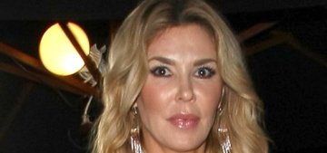 Brandi Glanville is coming back to 'RHOBH' because she's the drunk villain