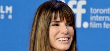 Sandra Bullock denies adopting again: 'If I did, everyone would hear about it'