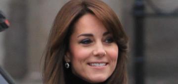 Countess Kate wears bespoke Christopher Kane in Scotland: lovely or boring?
