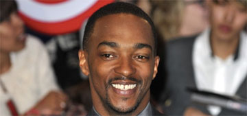 Anthony Mackie explains why 'Black Panther' doesn't need a black director